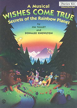 wishes come true, secrets of the rainbow planet