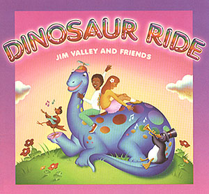 dinosaur ride cd cover